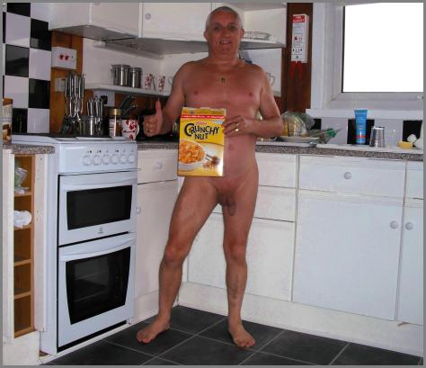 I Like Kellogs Crunch Nut Cornflakes!
