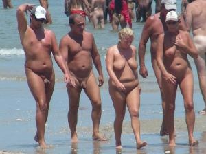 Beach Bare