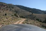 The road to Iligas Gorge